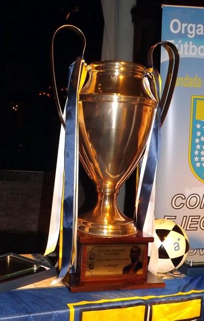 La Copa que está en disputa