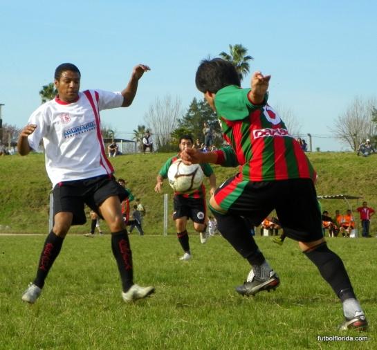 Esteban Ledesma volverá a vestir la camiseta de Tabaré. Foto Javier Piedrabuena
