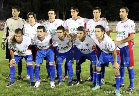 Soriano de visita venció al campeon