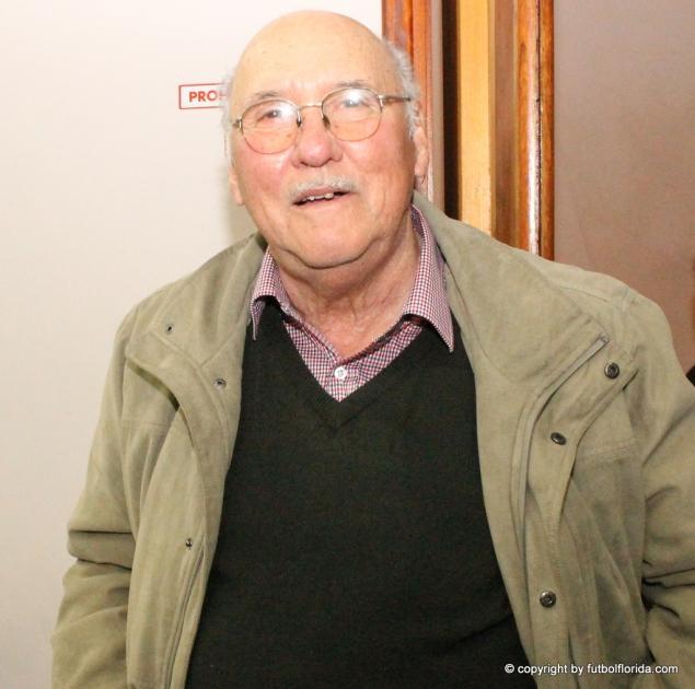Don Antonio Rodriguez 50 años de Secretario en la Liga Isabelina