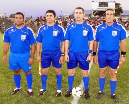 Arbitros para la 4ª  fecha de laCopa
