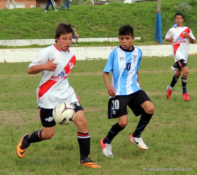 Lindo y correcto partido clásico empataron River Plate y Atlético