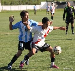 Promocionales al día. Atlético le ganó a River en Sub15