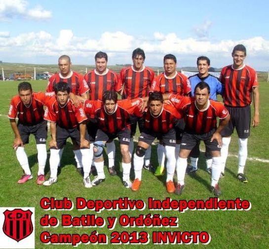Independiente de Batlle y Ordoñez. Foto Celmar Piedrabuena