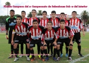 Florida campeon del interior sub 15