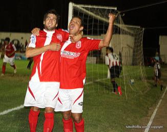 J Diaz Moran y Wilmar Gonzalezen 13 era fiesta. Foto Victor Darwin Rodriguez