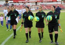 Femenino Sub 16. la 1ª final se juega en NuevaPalmira