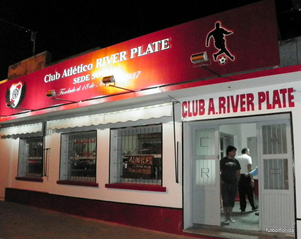 No soy Argentino, pero amo a River Plate!