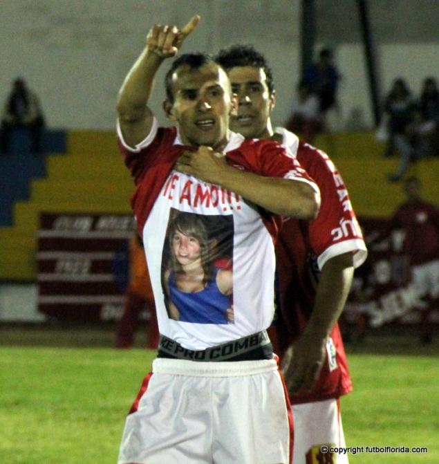 Gerardo Gasañol y Michael Fumero, los hombres gol de Durazno