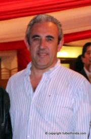 Juan Arizaga. Presidente de River Plate