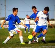 Imagen del partido Artigas 0-1 Paysandu. Foto Jose E Paz