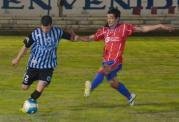 Central volvió al fútbol de Durazno con victoria. Foto El Acontecer