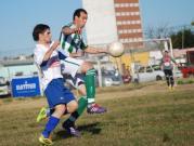 """Fabián """"Huevo"""" Vazquez, marcó el 2do gol para la victoria de Universal. Foto Primera Hora"""