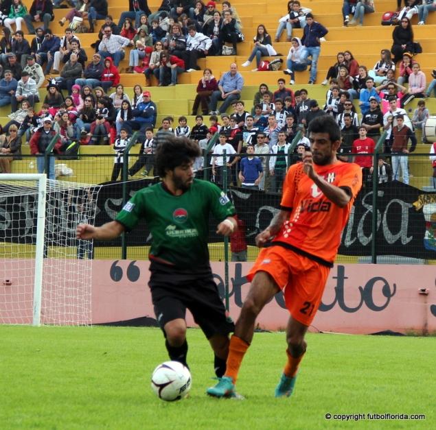 Nico Rebollo no estará en la Copa jugando para Central