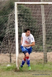 Guillermo Pacheco que falló dos penales, sigue despegado en la tabla de goleadores