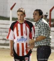 Fernando Bruno comienza un nuevo periplo con la albirroja