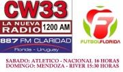 logos radio y futbolflorida