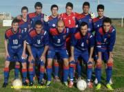 Atlético Fray Marcos   campeón. Foto Latorre FM