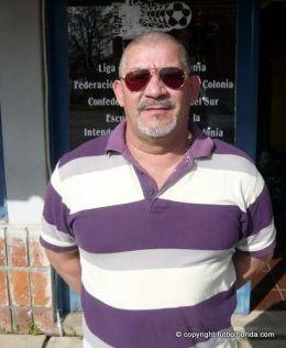 """Renato Morales """"Si Carmelo se va, será una decisión política deOFI"""""""