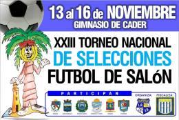 Rocha y Treinta y Tres definirán el Torneo Nacional de Selecciones de Fútbol deSalón