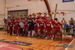 Treinta y Tres es el nuevo campeón del Torneo Nacional de Selecciones de Fútbol deSalón