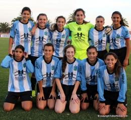 Palmirense finalista. Las chicas de Nacional se vaninvictas