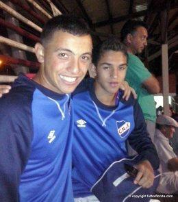 Rodolfo Rodriguez y Juan Manuel Sanabria Campeones en Valdivia(Chile)