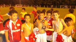 Baby Futbol: Este Miercoles entrega de Premios Temporada2014