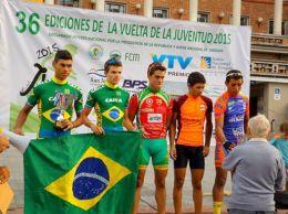 El Club Estudiantes El Colla y Nahuel Soares ganaron la Vuelta de laJuventud