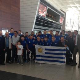 Futbol de Salon: Uruguay partio Hacia el  Mundial y Continua la actividad en el ClubUnion