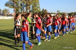 Ganaron Nacional Femenino- Candil Master y Avenida en SanJose