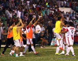 Dos Santos jugaron en Mayores para Salto y ganó, pero en Juvenilesno.