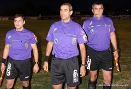 Los árbitros para 3era Fase #COPAOFIB