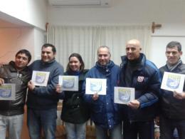 Entregaron Diplomas a Nuevos ArbitrosRecibidos