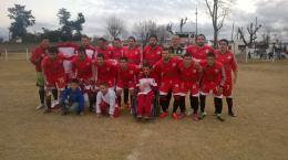 River Plate y Tabare empataron 1 a1