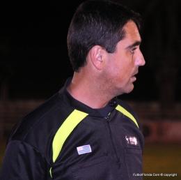 Carlos Otaiza arbitra la final este Miercoles Atletico-Quilmes