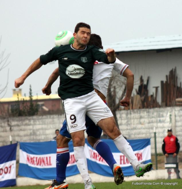 """El Histórico goleador """"Verde"""" Alejandro Méndez ´se retiró"""