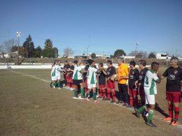 Liga Master de Canelones: Santa Lucia alcanzo a Union Santa Rosa en laPunta
