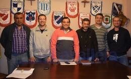 Largó Lavalleja que presentó cuerpo técnico de losMayores