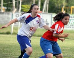 Femenino:Nacional Florida 2-0 Nacional NuevaHelvecia