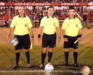 Guillermo Suarez al centro
