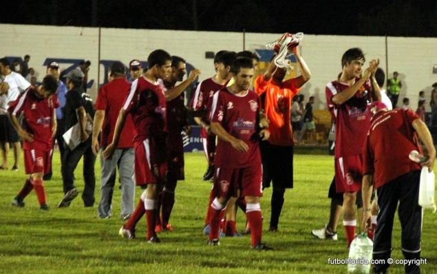 Con su gente, Durazno ganó 3-1