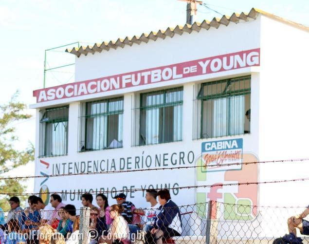 Estadio Lavalleja de Young sin transmisión de radios artiguenses