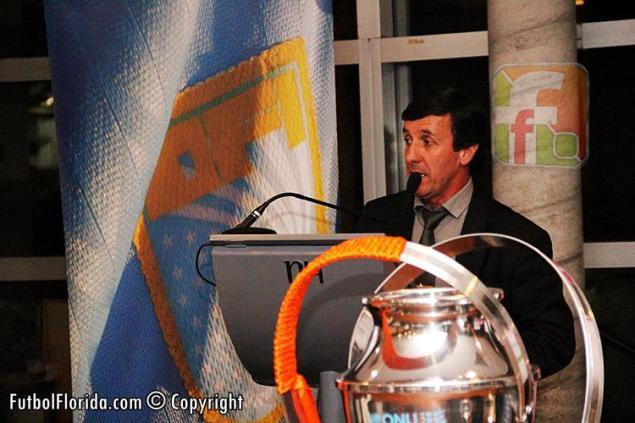 El Presidente de la OFI Gustavo Bares le pegó duro a los dirigentes