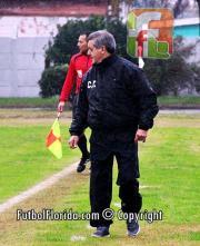 Juan Cabrera, un GIGANTE entre los grandes. Foto Fanny Ruetalo