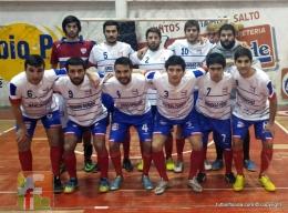 Futbol de Salon: Independencia juega este sabado 23 enPando