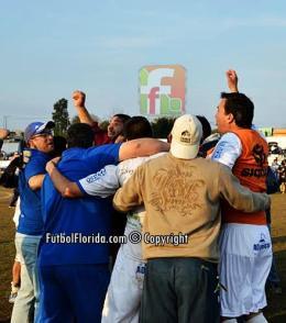 Deportivo Colina entre los ocho mejores y ya es de la Divisional A para el2017