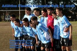 Atlético Florida Campeón Sub15
