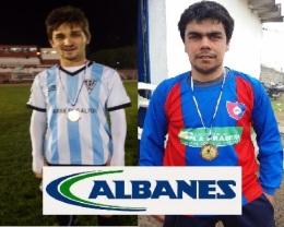 Iturburo y Fernandez Salomone, los JUGADORESALBANES