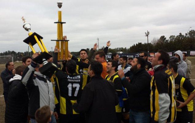 Peñarol clasificó a la Copa tras ser Campeón del Preparación